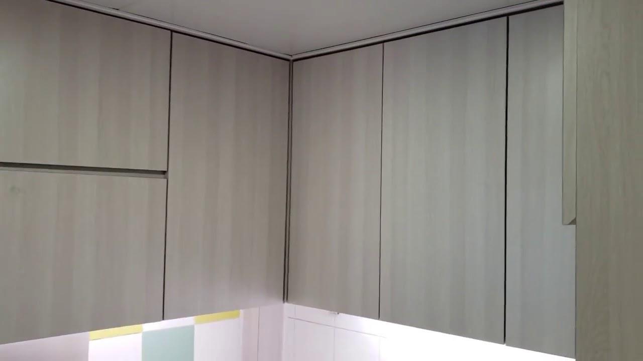 公屋3-4人裝修單位(32)@宏基工程梁生90255660 - YouTube