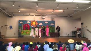 ms netter's class - pc first grade play - february 19, 2016