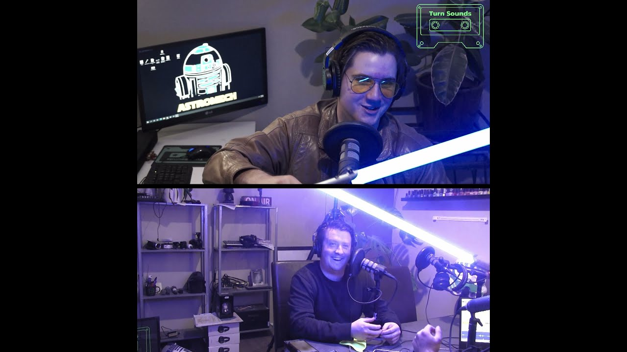 Astromech 109 PLUGGED IN