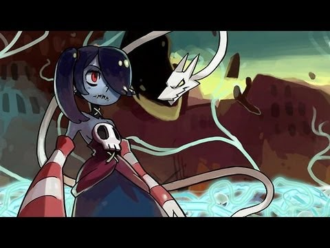 Skullgirls: Squigly Story Mode - YouTube