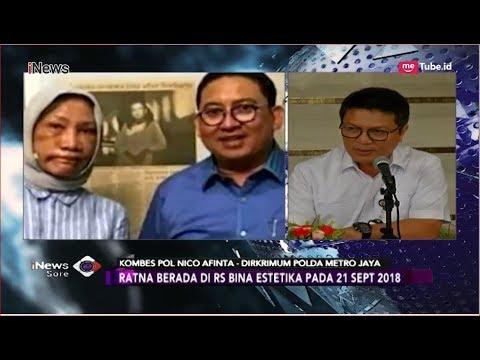 Polda Metro Jaya Ungkap Fakta di Balik Penganiayaan Ratna Sarumpaet - iNews Sore 03/10