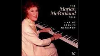 Silent Pool - Marian McPartland Trio