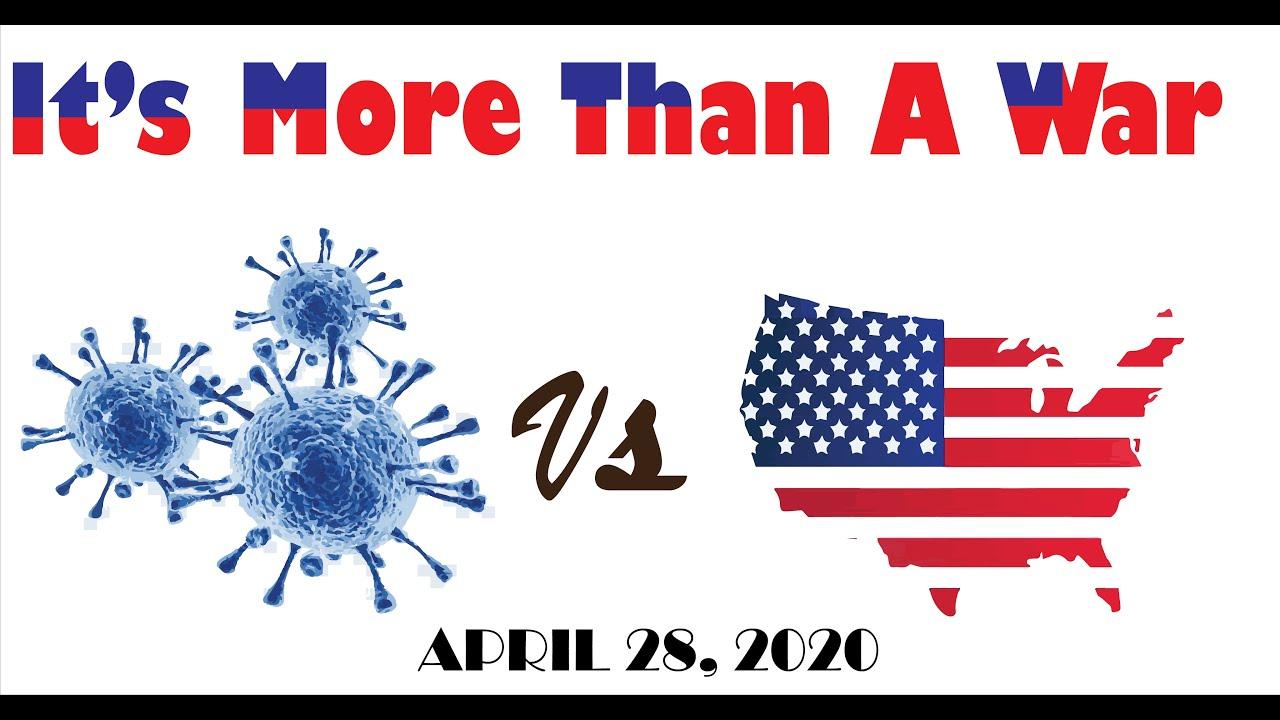 USA coronavirus COVID 19 update news - Coronavirus COVID-19 Cases till  April 28 20200