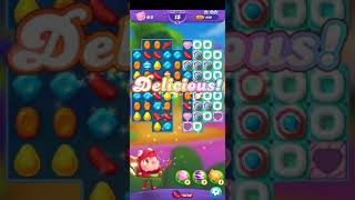 Candy crush level 344 with Tiffi