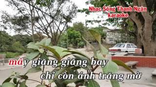Đất Nước Tình Yêu - Karaoke Nhạc Sống Thanh Ngân