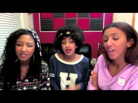 Hold You Down - Chris Brown, August Alsina, and Jerimih │ EriAm Cover