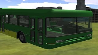 City Bus Parking 3D • Unity 3D parking games