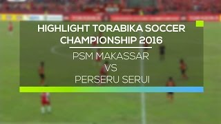 Video Gol Pertandingan PSM Makasar U21 vs Perseru Serui