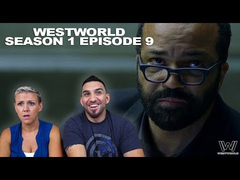 Westworld Season 1 Episode 9 'The Well-Tempered Clavier' REACTION!!