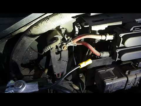 Replacing battery cable in 1997 Ford F150