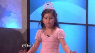 Une fille de 8 ans chante mieux que Nicki Minaj