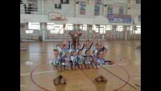 ДЮСШ Виктория, спортивная аэробика, дети 6-8 лет, 2012-2013 гг