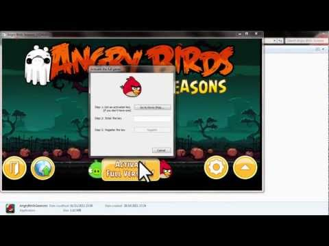 Download And Install Angry Birds Seasons Full Version[FREE]
