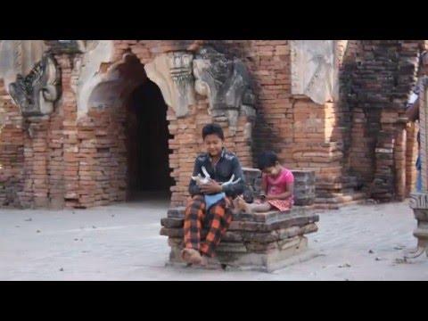 Trip around Myanmar 2016