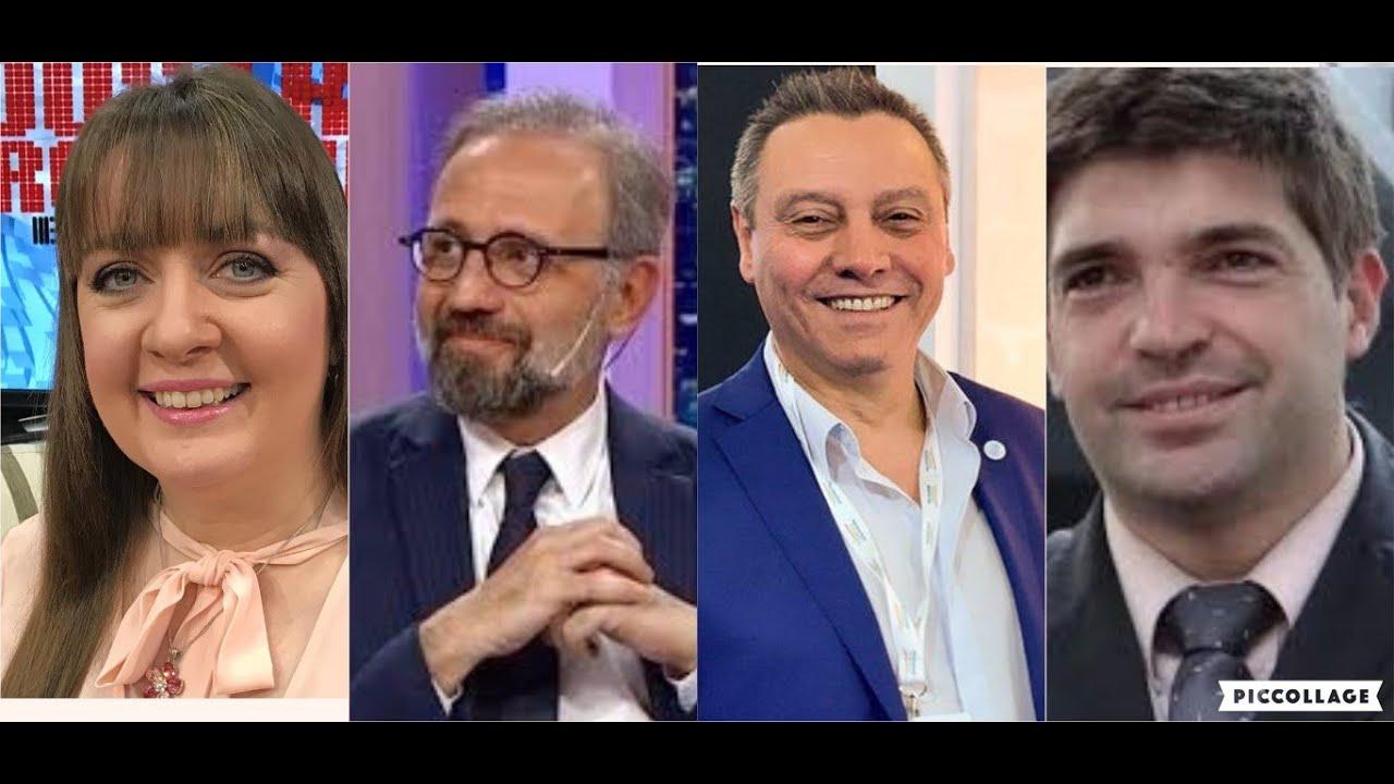 Daniel Rosato, Gustavo Marangoni, Leo Bilanski