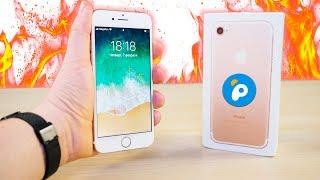 Оригинальный iPhone 7 c Pandao за 14 000 РУБЛЕЙ - Я в ШОКЕ..