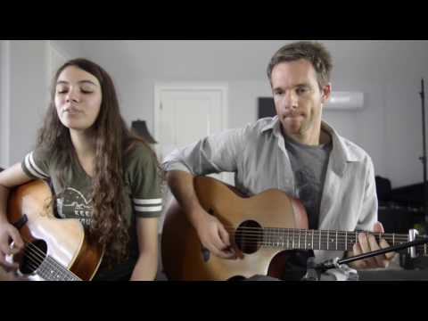 Andrea and Sean - Time is Running Out Muse Acoustic Cover