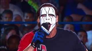 Who Is Sting Getting Together to Battle The Aces and 8s? - June 13, 2013