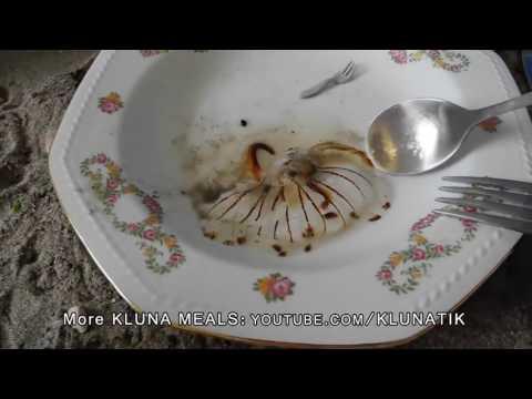 Kluna Tik top10 eating weird CREATURES #01 KLUNATIK COMPILATION ASMR eating sounds no talk