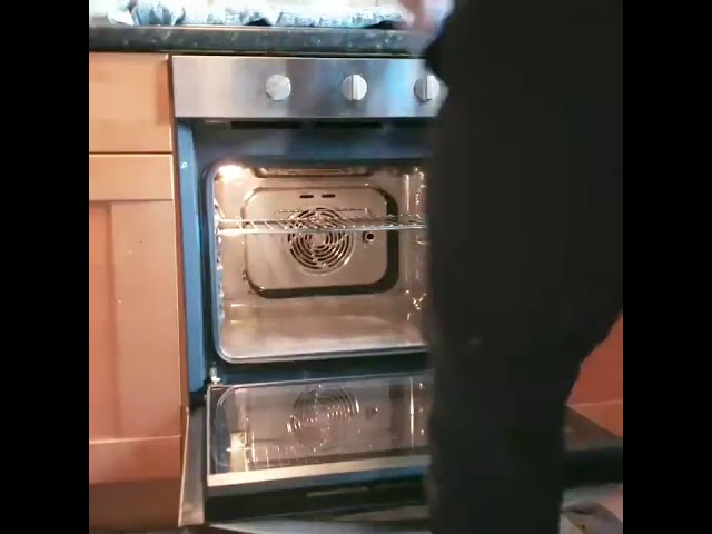 ♻️ Oven Cleaning Time Lapse Video 🎬