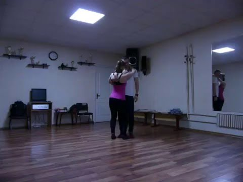Alex & Yulia - Bachata - Odessa Express in Dnipropetrovsk