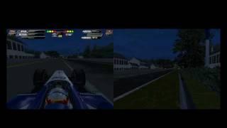 [F1C 99-2002] Williams-BMW FW26 @La Sarthe (Test Day - mod RH2004) [HD]