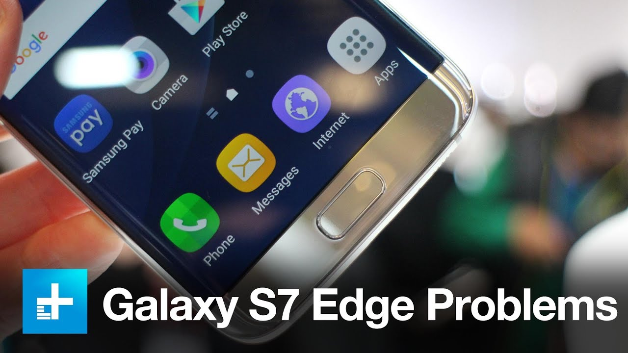 How to fix problems with the Samsung Galaxy S7 Edge