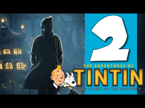 Lets Play Tintin and The Secret of the Unicorn: Part 2 - The Red Sea Sharks