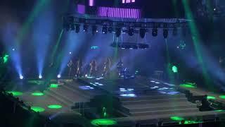 A la puerta de la Escuela JNS - Mercurio 90s Pop Tour 17/05/19