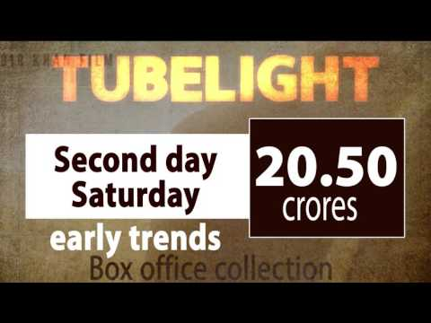 Tubelight Second Day Saturday Box Office Early Trends | Hold