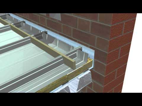 Installation Principle Rib Roof Speed 500 With Flat Clip