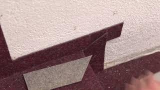 Lepení schodů a schodových hran s PCI