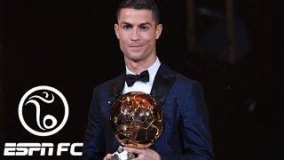 Why did Cristiano Ronaldo beat Lionel Messi for the Ballon d'Or? | ESPN FC