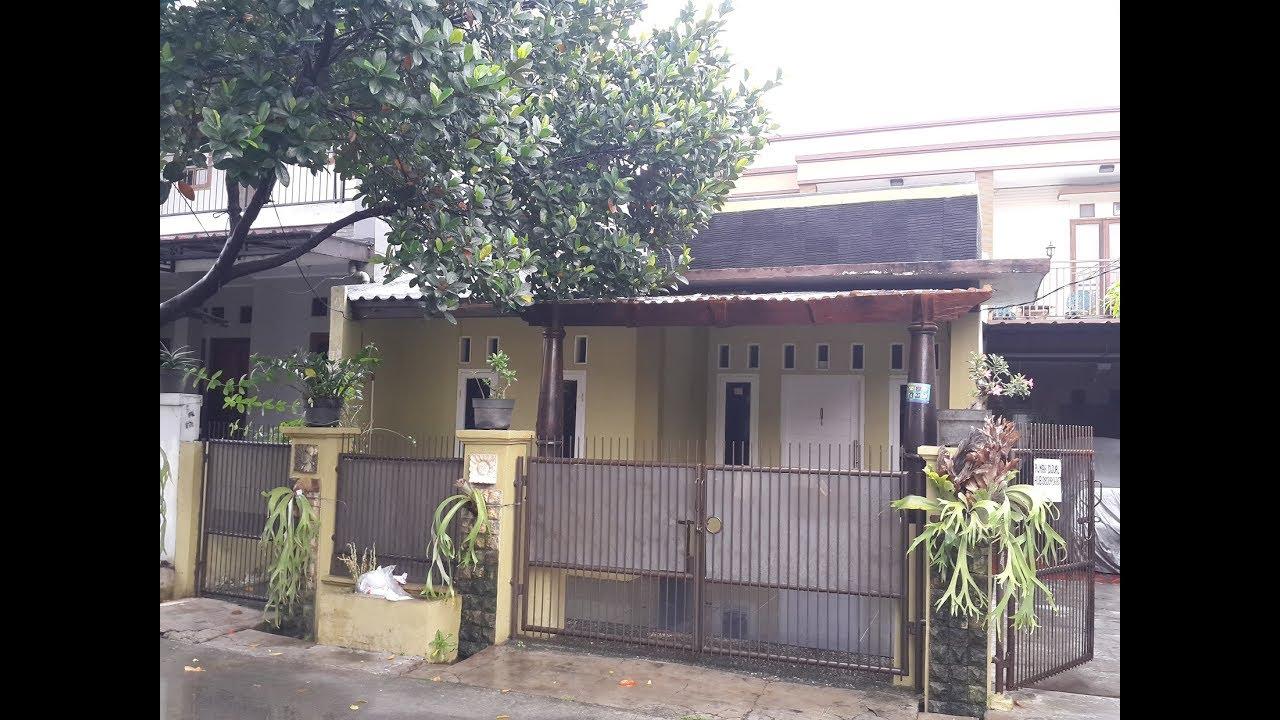 Dijual Rumah Cantik Minimalis Asri Dan Strategis Di Cileduk Indah 2