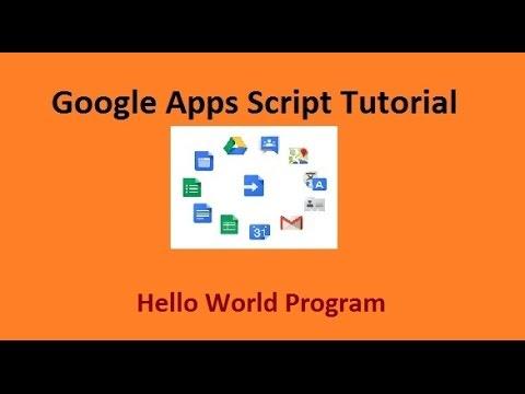 Google apps script picker tutorial teacher tech.