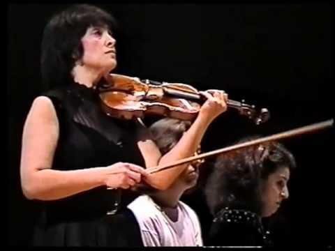 Nana Jashvili & Cathrin Vickers - Beethoven Sonata No.1  op.12