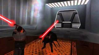 Звездные войны Поединки в кино 2 ученик vs дарт вейдер русская версия