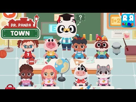 Dr. Panda Town - New Areas School