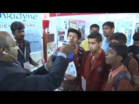 India International Science Festival 2015, Delhi-Mega Expo Mega Expo