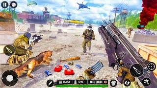 Real Commando Shooting - Counter Terrorist Games - Android GamePlay 2021
