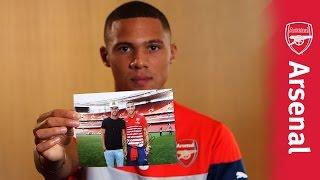 Kieran Gibbs: Arsenal Albums