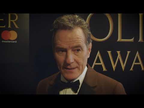 Bryan Cranston Olivier Award Reaction   Magic Radio