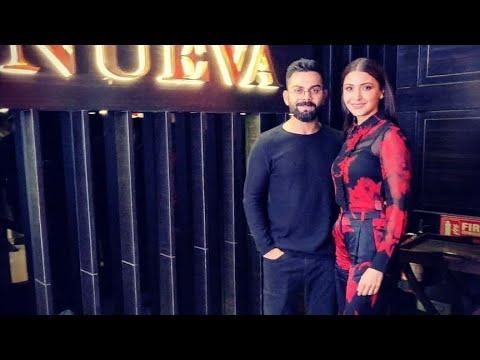 Watch: Virushka enjoys Valentine's Day in a special way | Virat Kohli | Anushka Sharma Mp3