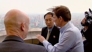 A Visit Under Surveillance - Panorama: Inside North Korea - BBC