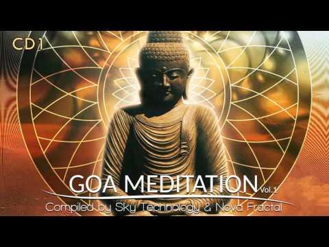 Goa Meditation Vol.1 By Sky Technology & Nova Fractal (timewarp048 - Timewarp Records) CD1