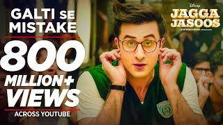 Jagga Jasoos: Galti Se Mistake Video Song | Ranbir, Katrina | Arijit, Amit | Pri …
