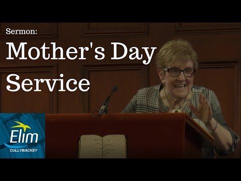 Mother's Day Service (Genesis 16:1-12) - Rosemary McAuley - Cullybackey Elim Church