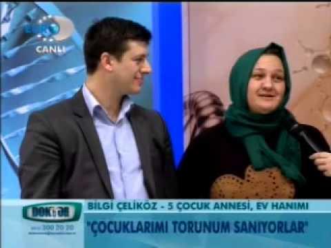 Dr. İbrahim Bilgen Doktorum Programı Kanal D