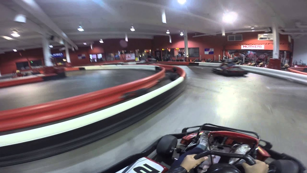 Go karting at k1 speed seattle youtube
