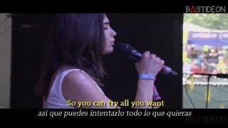 Baixar Dua Lipa - IDGAF (Sub Español + Lyrics)